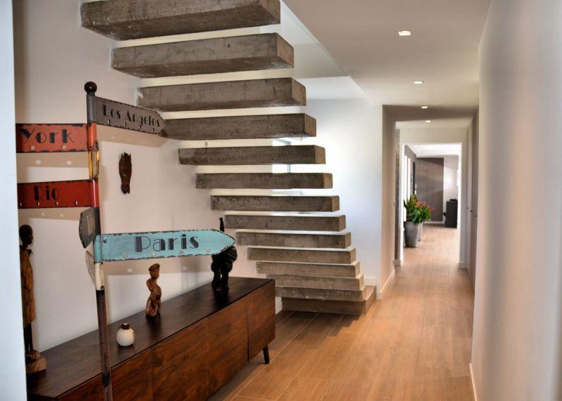 Construction DUne Villa Moderne  Cassis  Dcoration DIntrieur