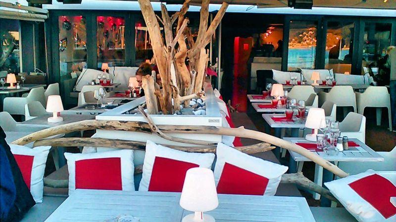 Transformation du restaurant L\'abordage à St Cyr sur mer Var 83270 ...