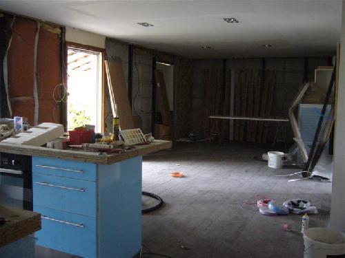 Reconstruction et transformation d 39 une maison des ann es 70 cassis bouches du rh ne 13022 - Renover une maison des annees 70 ...