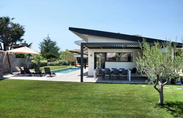 Villa contemporaine sur Cassis